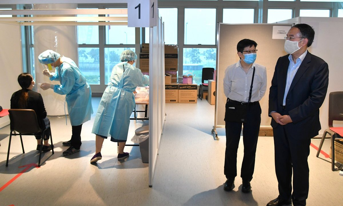 香港:感染リスク通知アプリは16日から