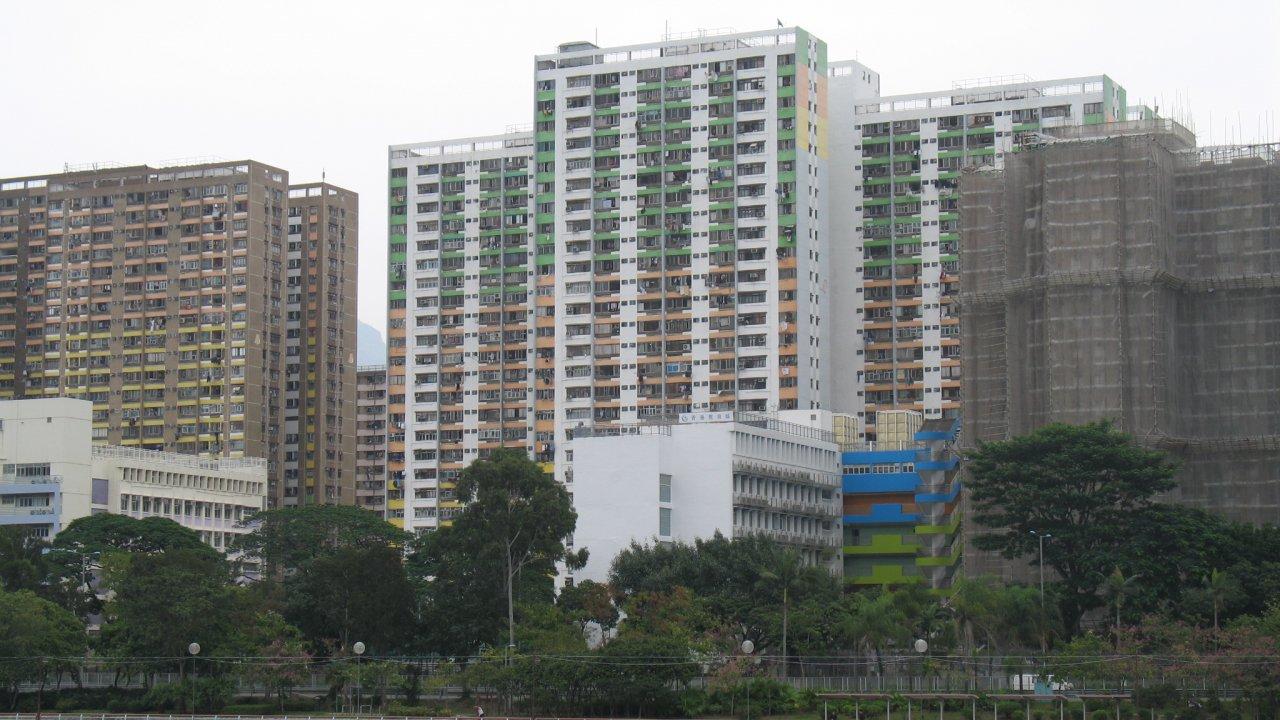 香港:住宅価格指数、9月は0.4%上昇