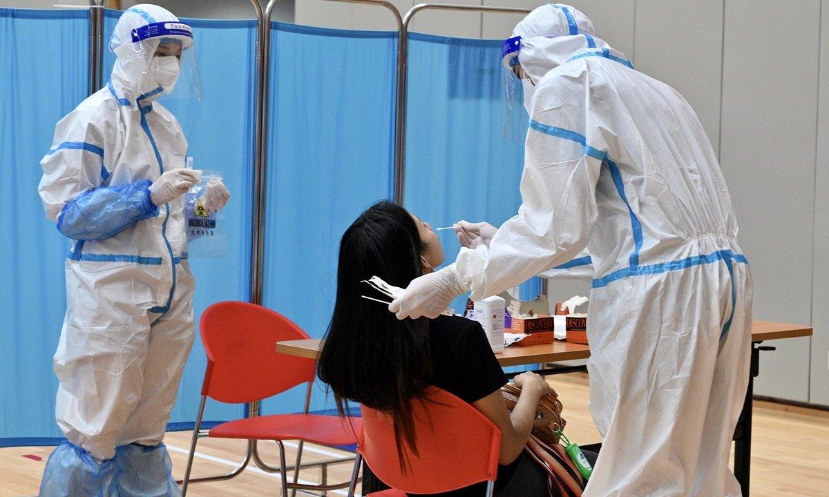 香港:感染者ゼロのタイムテーブル要求