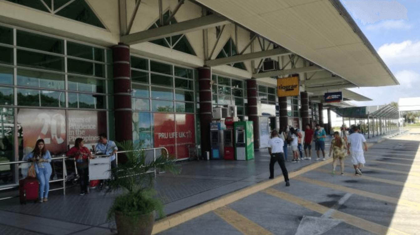 フィリピン:日本での滞在歴を持つ乗客がダバオ国際空港で隔離施設へ移送される