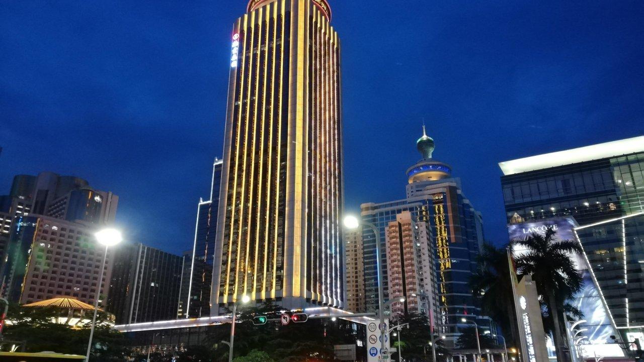 中国:深セン市羅湖区が5カ年計画