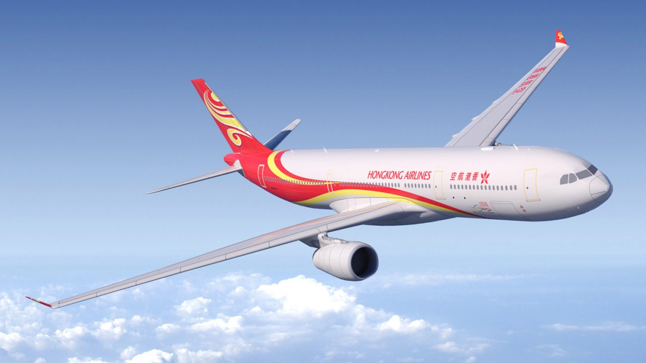 香港:香港航空が電子旅行通行証を試用