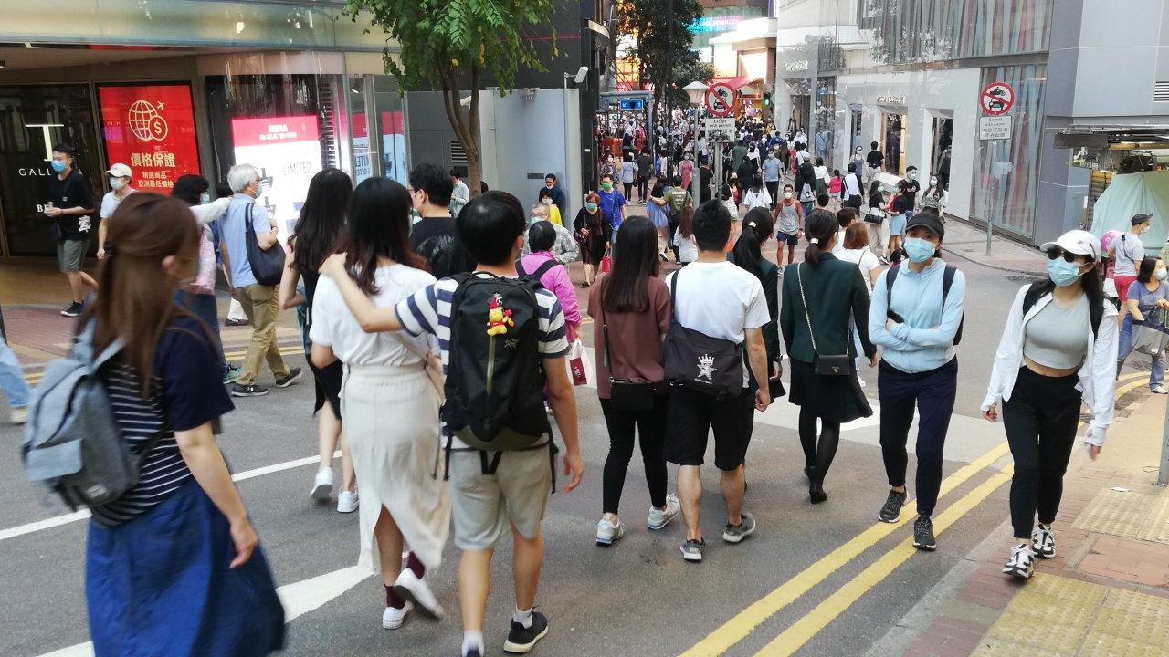 香港:失業率6.8%、前月発表より低下