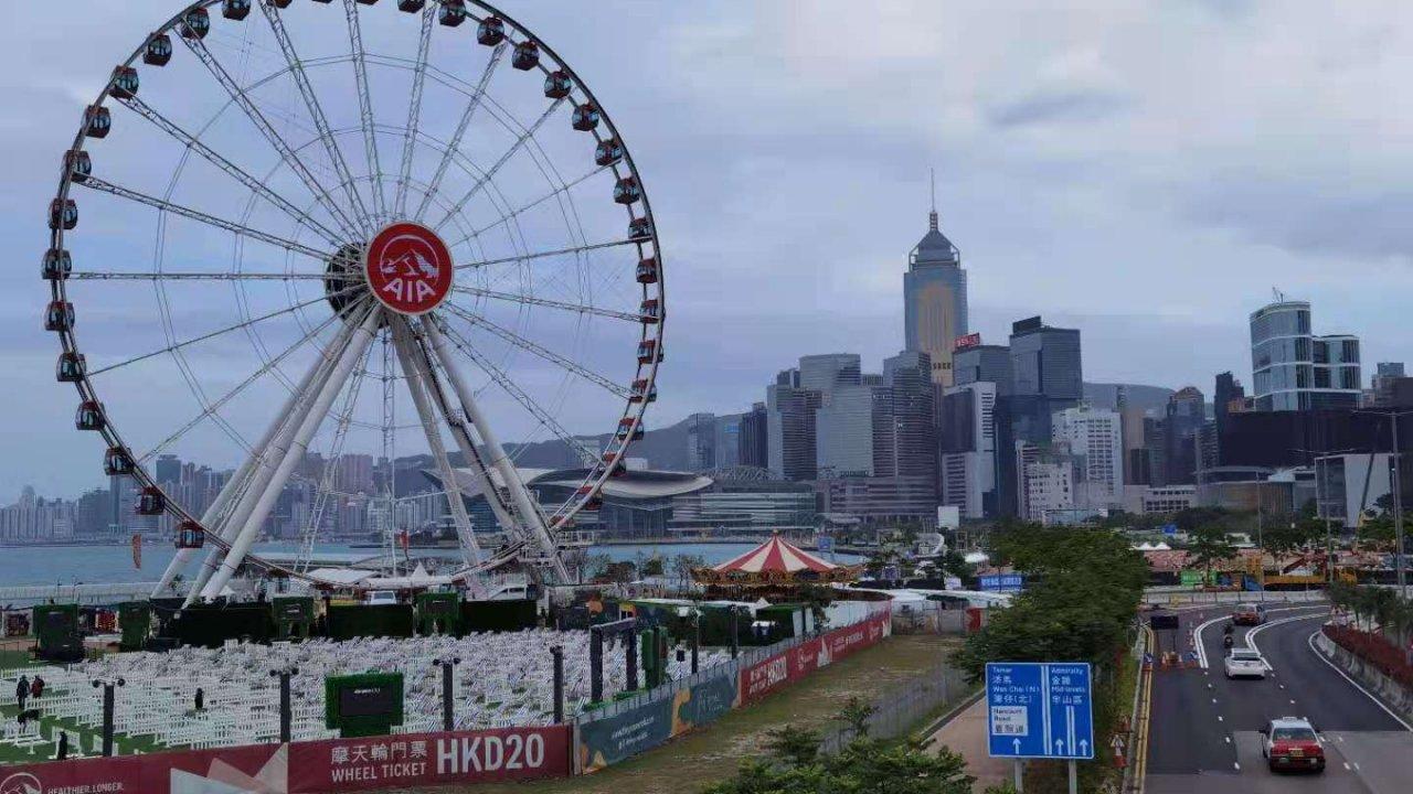 香港:香港の生活満足度は国際平均以下