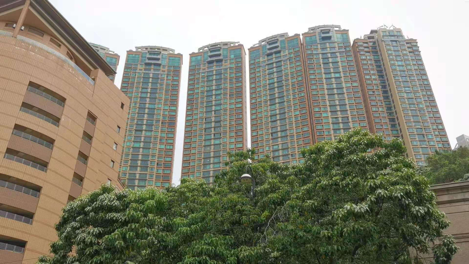 香港:住宅価格指数、5月は横ばい