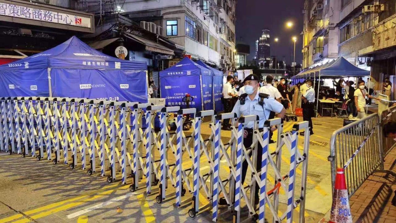 香港:新型コロナ、新規感染者はゼロ