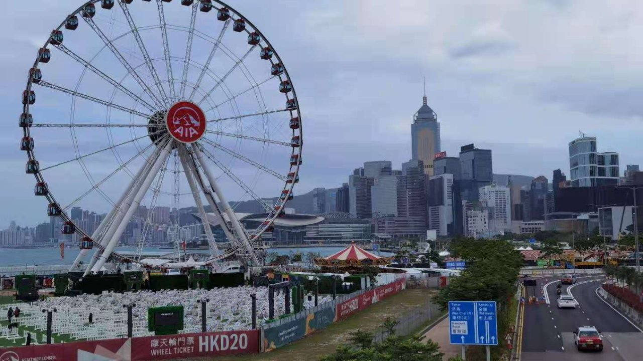 香港:9月の航空貨物取扱量は18%増
