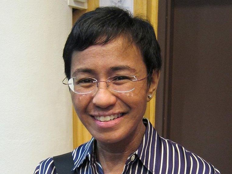 フィリピン初のノーベル賞 ドゥテルテ批判のジャーナリストに